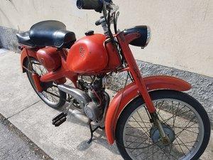 Motom Motobike from 1956, Four Stroke, 48cc, running, For Sale