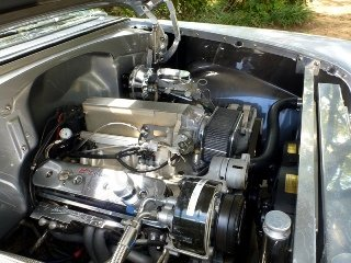 1955 Chevrolet Bel Air Convertible Custom Ram Jet 350 $92.5k For Sale (picture 5 of 6)