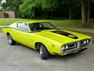 1971 Dodge Charger Super Bee strong 383 Magnum AT Rare $49.9 For Sale