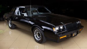 1987 Buick Grand National low 38k miles clean Black Fast $39 For Sale