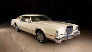 1976 Lincoln Continental Mark IV 2 Door Coupe cold AC $24.9k For Sale