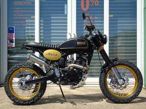 Bullit Motorcycles Hero 125cc 2020 Brand New 0% Finance