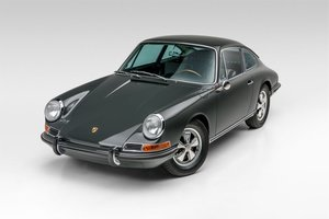 1967 Porsche 911 S Coupe Correct Restored Grey  $198.5k For Sale