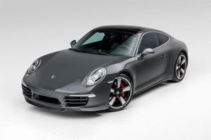 2014 Porsche 911 50th Anniversary Edition 7 Speed Manual
