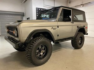 1975 Ford Bronco SUV 4X4 Custom mods 351 5 speed $79.7k For Sale
