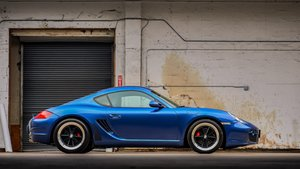 2008 Porsche Cayman S  Coupe TPC Racing Stage II Turbo $31k