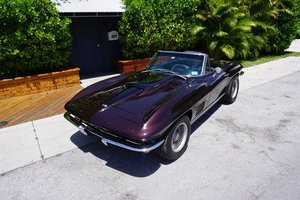 1967 Chevy Corvette Roadster Convertible 427-435-HP $47.5k