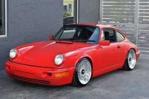 1989 Porsche 911 Carrera 4 964 $53k Spent Mods BBS $64.9k