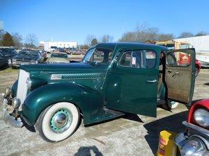 1939 Packard 120 Former MGM studio Movie car Green $17.5k