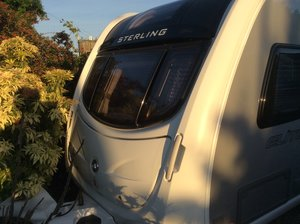 2012 STERLING ELITE DIAMOND 2 BERTH CARAVAN