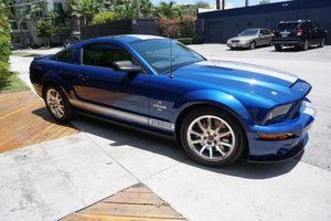 Picture of 2008 Ford Mustang Shelby GT500 KR Rare + Fast Blue $68k For Sale