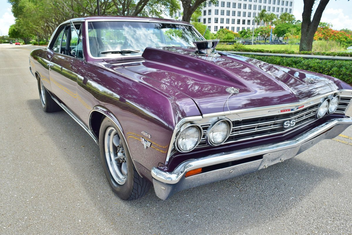 1967 Chevrolet Chevelle Malibu SS Fast 1000 HP TURBO $49.9k For Sale (picture 2 of 6)