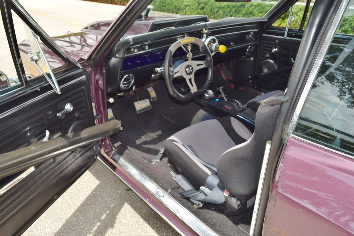 1967 Chevrolet Chevelle Malibu SS Fast 1000 HP TURBO $49.9k For Sale (picture 3 of 6)