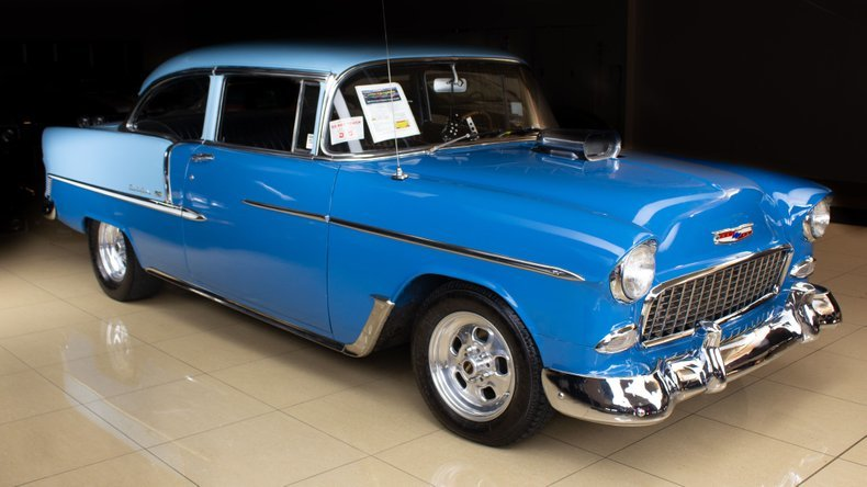 1955 Chevrolet 210/BelAir Coupe Fast SuperCharged 600HP $49. For Sale (picture 1 of 6)