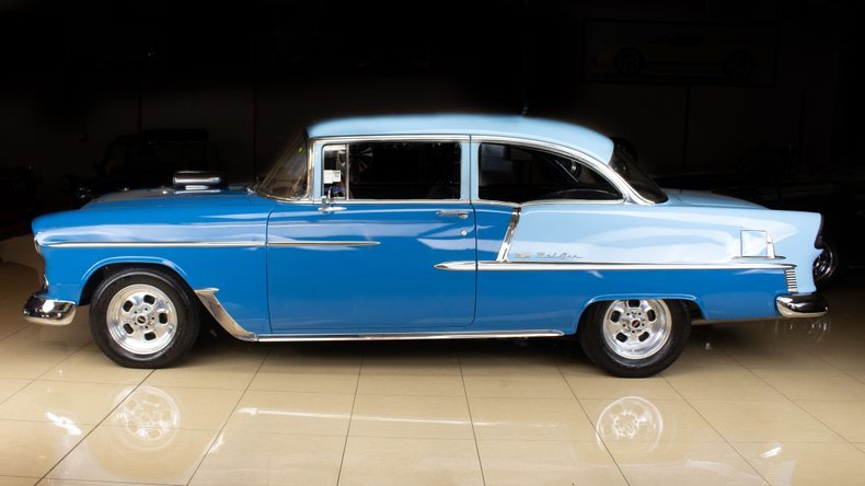 1955 Chevrolet 210/BelAir Coupe Fast SuperCharged 600HP $49. For Sale (picture 2 of 6)