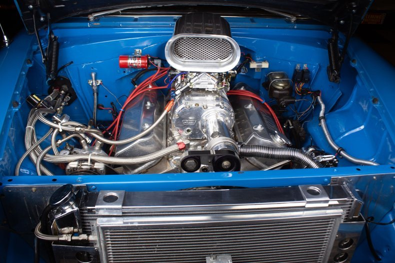 1955 Chevrolet 210/BelAir Coupe Fast SuperCharged 600HP $49. For Sale (picture 5 of 6)