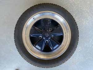 Picture of 1970 Set of 4 6Jx16 OEM Porsche 911 Fuchs Wheels + Many More  For Sale