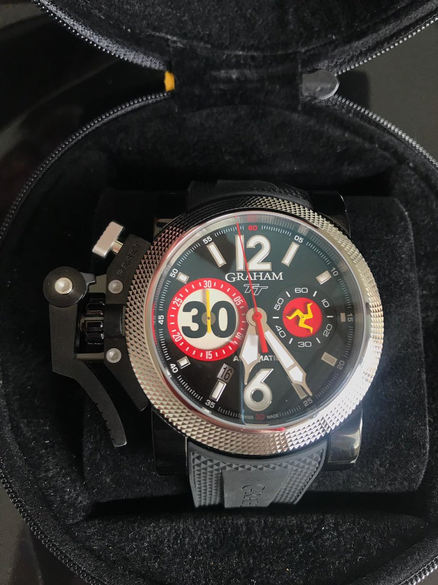 2018 Collectible Watch  SOLD (picture 1 of 3)