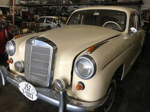 Picture of 1959 Mercedes 220S Sedan Ponton W180 Project U Fix $10.9k For Sale