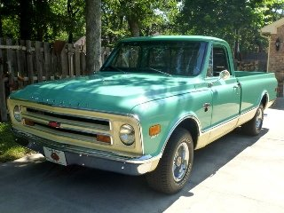 Picture of 1968 Chevrolet C10 Pickup Truck 327 auto cold AC PB  $34.7k For Sale