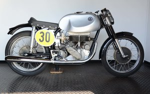 1955 factory prototype with bevel and two camshafts two ever buil For Sale