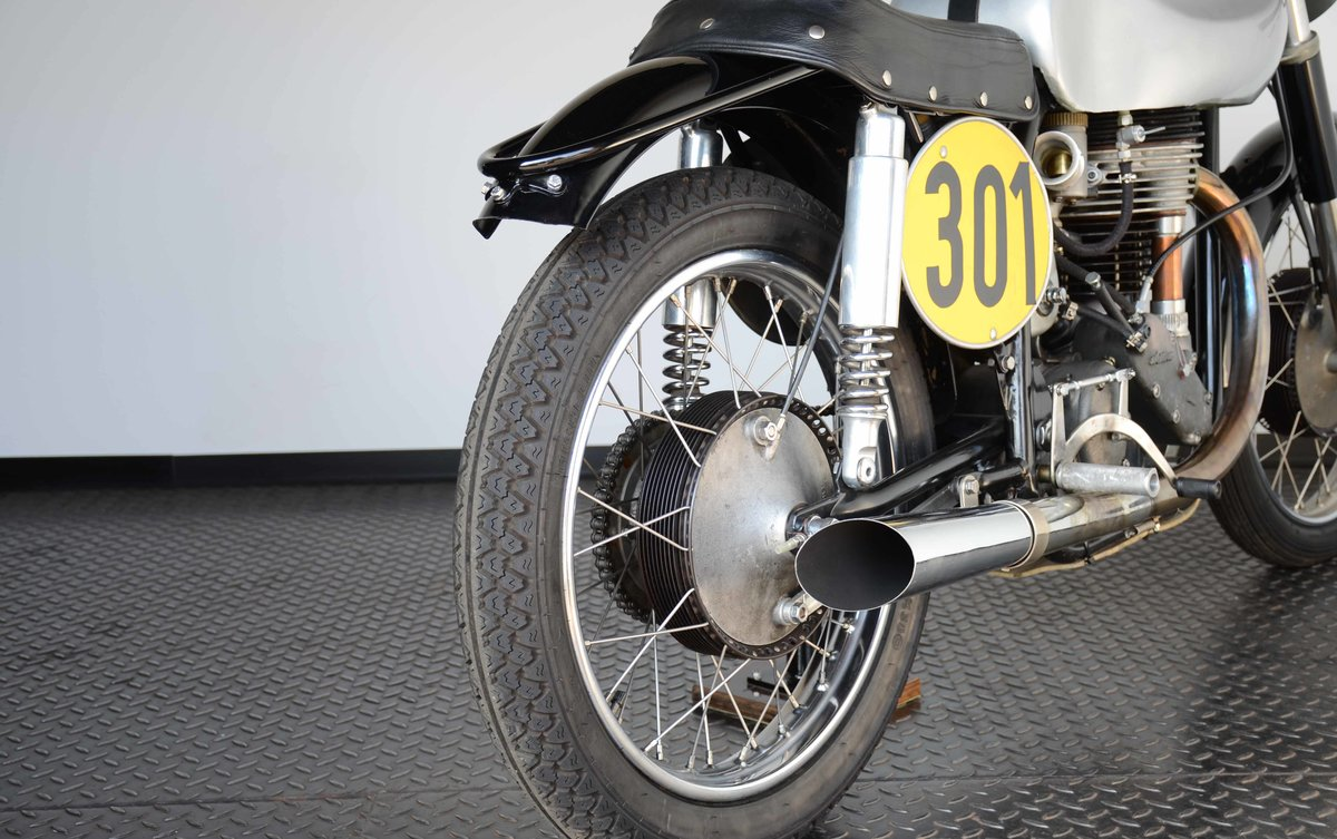 1953 CZ- Walter 350 Type 851 For Sale (picture 6 of 10)