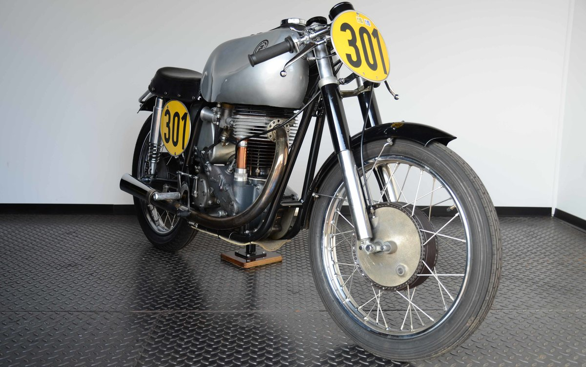 1953 CZ- Walter 350 Type 851 For Sale (picture 9 of 10)