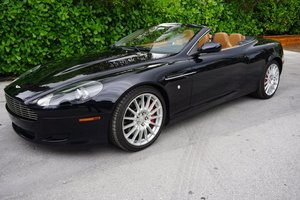 Picture of 2006 Aston Martin DB9 2dr Volante 23k miles F-1 Blue $38.5k For Sale