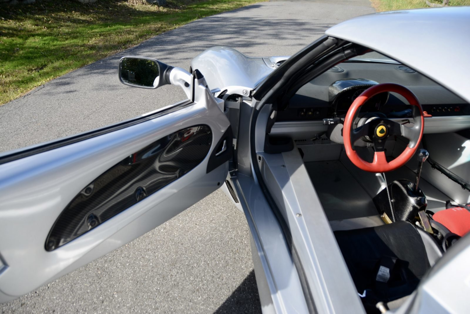 2000 Lotus Motorsport Elise Coupe Rare 1 of 12 Racer  $obo For Sale (picture 3 of 6)