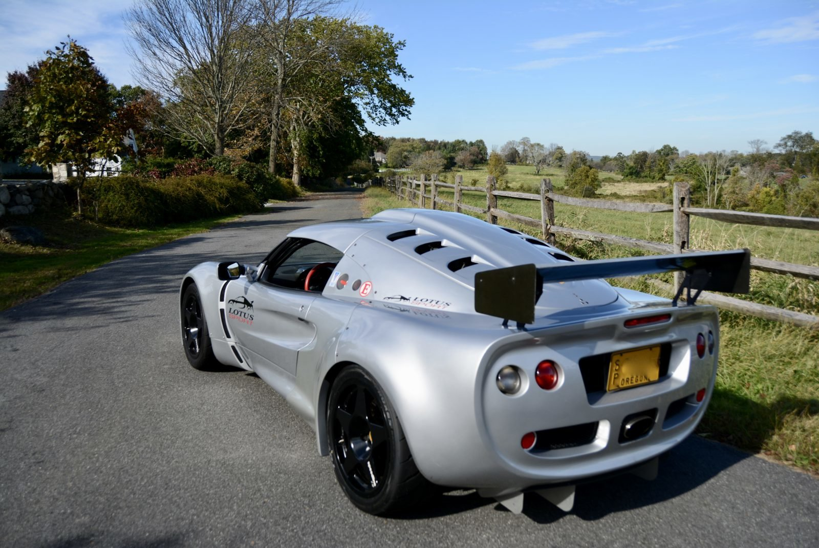 2000 Lotus Motorsport Elise Coupe Rare 1 of 12 Racer  $obo For Sale (picture 6 of 6)
