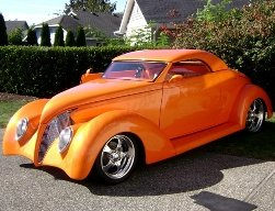 Picture of 1939 Ford Roadster Convertible Coast Body $130k spent $68k For Sale