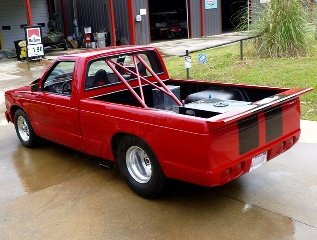 1984 Chevrolet S10 Pickup Truck Custom Pro~Street Fast $41.3 For Sale (picture 1 of 6)