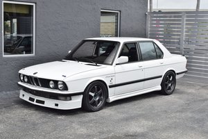 Picture of 1986 BMW E28 528I Euro TWIN TURBO Built M20 600-HP $34.9k    For Sale