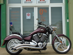 2008 Victory Vegas Low, Stage 1, Stunning Condition