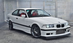 Picture of 1994 318is E36 coupe Euro Fast SR20 Turbo Swap AC $32.5k For Sale