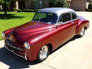 Picture of 1950 Chevrolet Business Coupe Custom Fresh 454 PS PB $32.2k For Sale