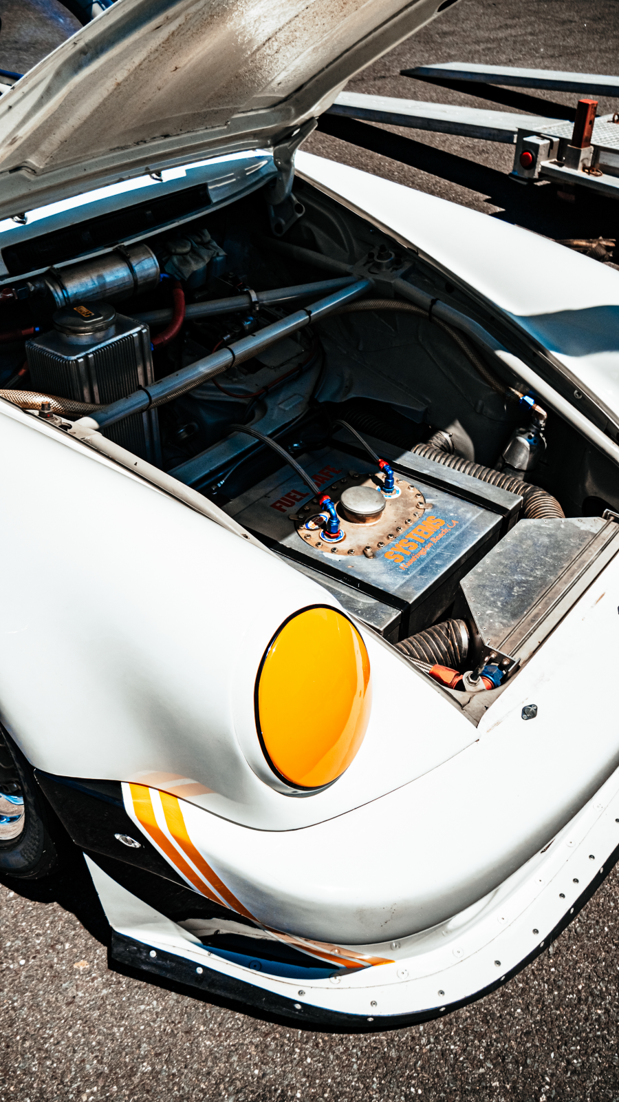 1974 Porsche 911 RSR Coupe 930 Turbo chassis Racer $obo For Sale (picture 3 of 6)