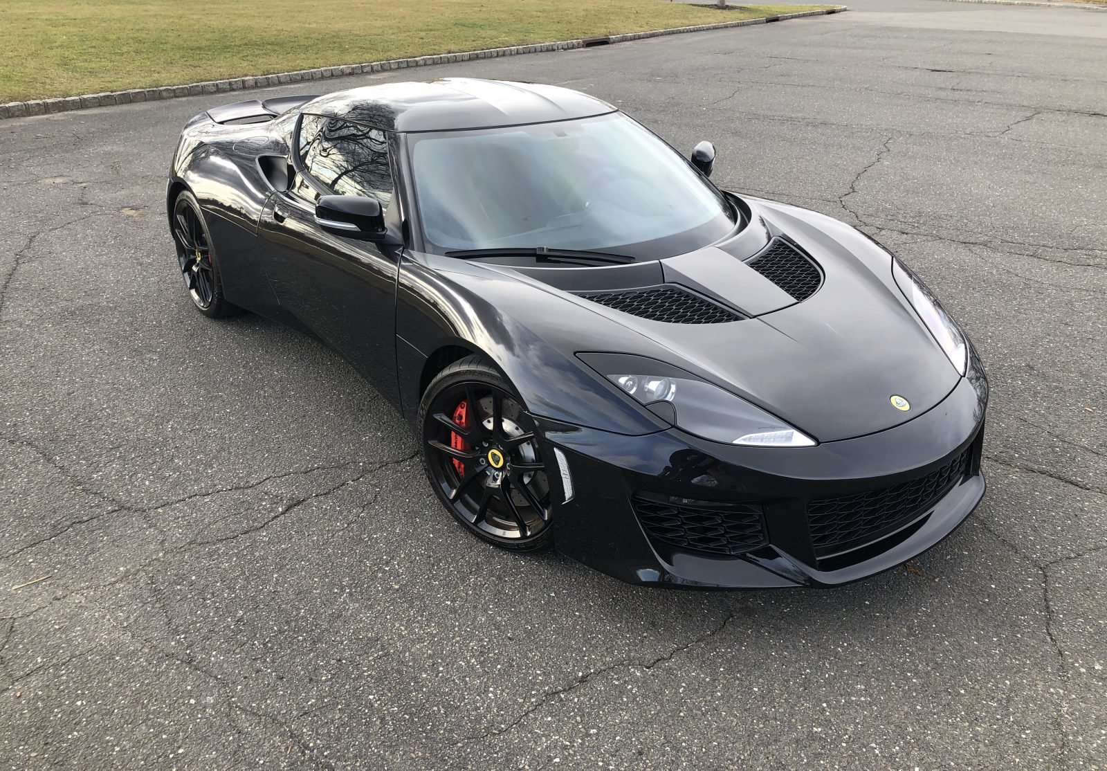 2016 Lotus Evora 400 Rare Black Edition 6 Speed Manual $69.9 For Sale (picture 2 of 6)
