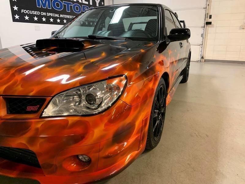 2007 Subaru Impreza WRX STI Rare 1 of a king build $31.7k For Sale (picture 2 of 6)