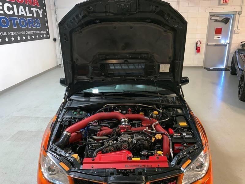 2007 Subaru Impreza WRX STI Rare 1 of a king build $31.7k For Sale (picture 4 of 6)