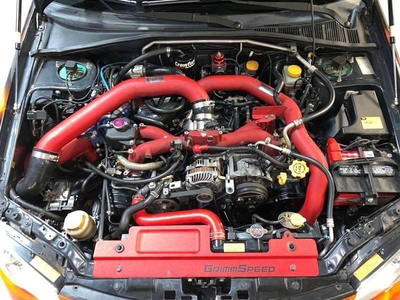 2007 Subaru Impreza WRX STI Rare 1 of a king build $31.7k For Sale (picture 5 of 6)
