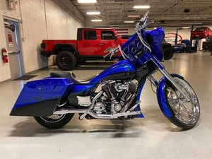 2011 Harley-Davidson Full Custom AIR RIDE SUSPENSION $29.7k