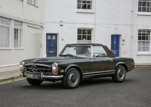 Picture of 1971 Mercedes-Benz 280 SL Pagoda SOLD by Auction