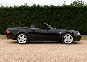 Picture of 1992 Mercedes-Benz 300 SL Roadster SOLD by Auction