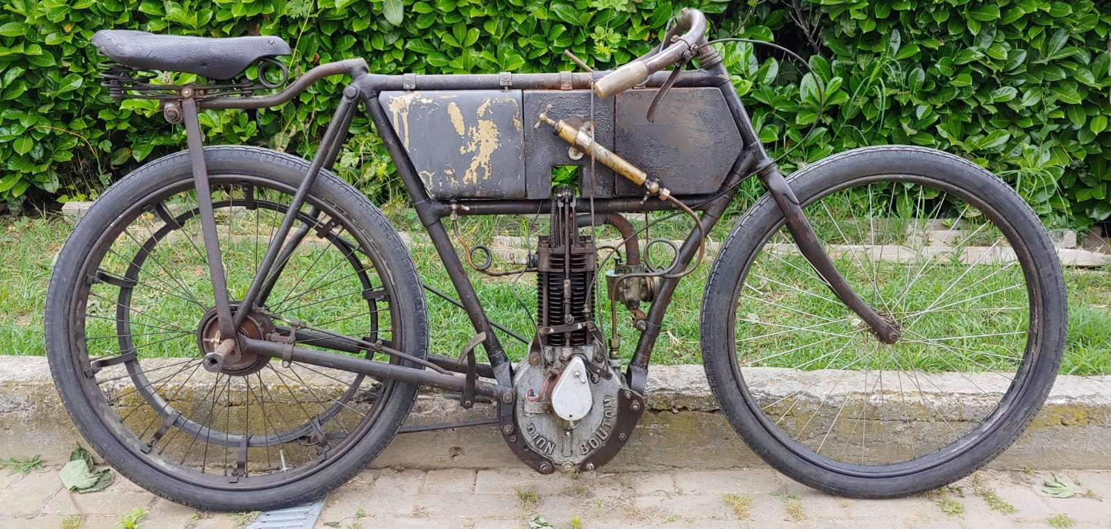1901 Dedion Bouton For Sale (picture 1 of 5)