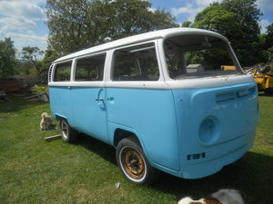1970 VW Camper Van SOLD