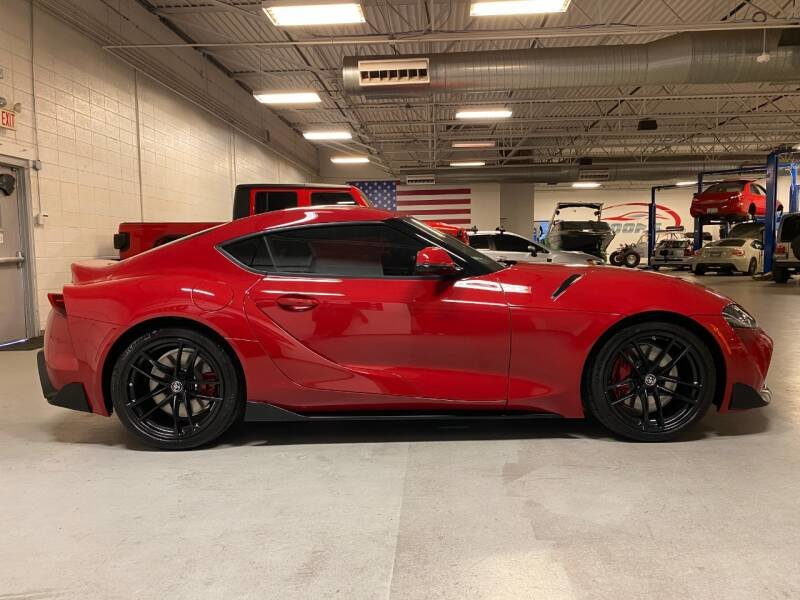 2020 Toyota GR Supra Launch Edition Rare 2.4k miles $obo For Sale (picture 1 of 6)