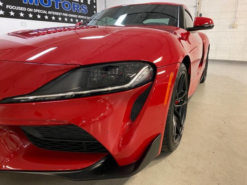 2020 Toyota GR Supra Launch Edition Rare 2.4k miles $obo For Sale (picture 2 of 6)