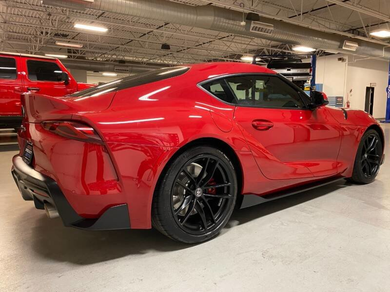 2020 Toyota GR Supra Launch Edition Rare 2.4k miles $obo For Sale (picture 3 of 6)