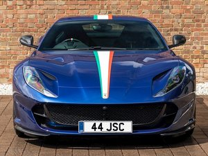 Picture of 1955 Cherished Number Plate: 44 JSC For Sale